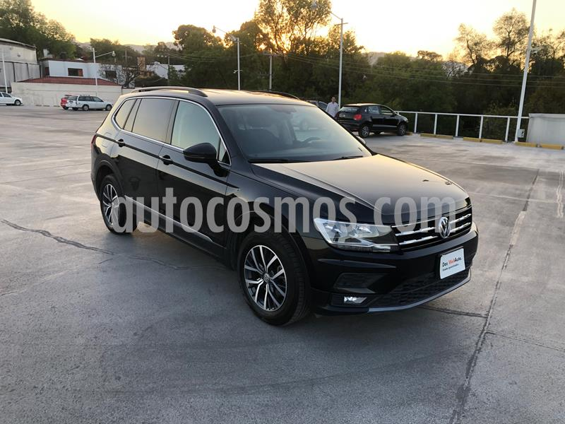 Volkswagen Tiguan Comfortline usado (2018) color Negro Profundo precio $370,001