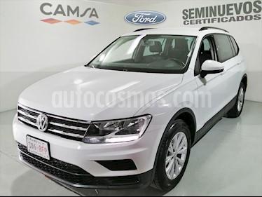 Volkswagen Tiguan Trendline Plus usado (2018) color Blanco precio $349,900
