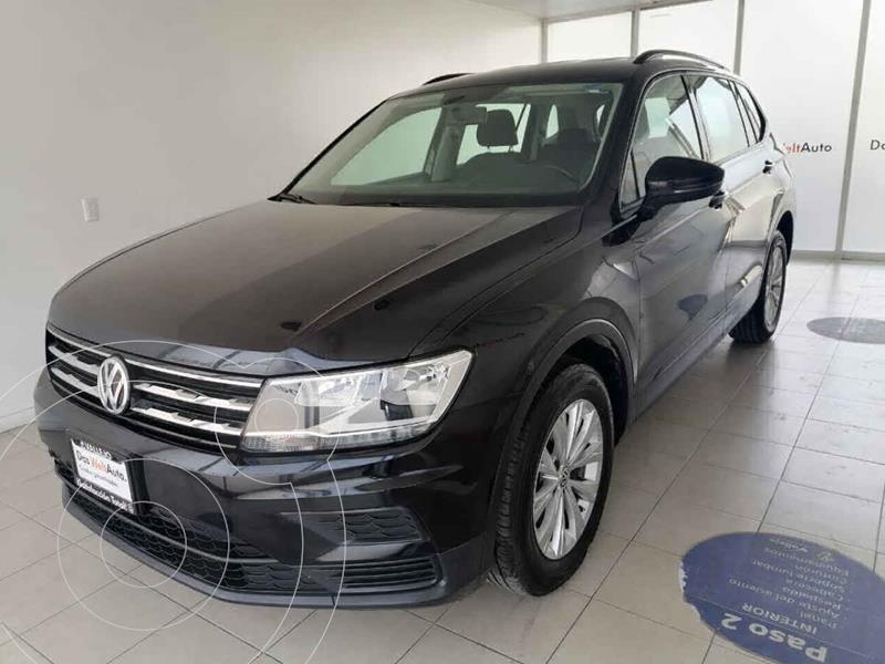 Volkswagen Tiguan Trendline Plus usado (2019) color Negro precio $380,000