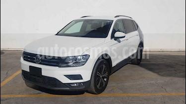 Volkswagen Tiguan Comfortline 7 Asientos Tela usado (2019) color Blanco precio $364,900