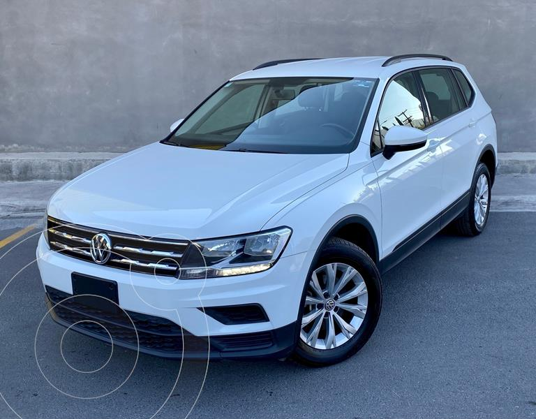 Volkswagen Tiguan Trendline usado (2019) color Blanco precio $360,000