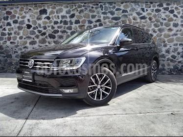Volkswagen Tiguan Comfortline usado (2018) color Negro precio $345,000