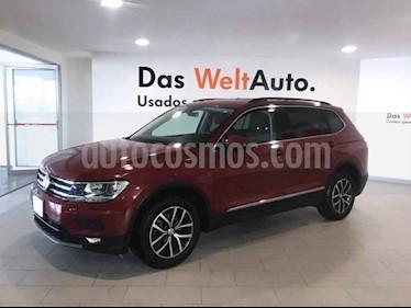 Foto Volkswagen Tiguan Comfortline 7 Asientos Tela usado (2018) color Rojo precio $425,000