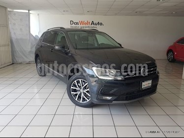 Volkswagen Tiguan Comfortline usado (2018) color Negro precio $404,900