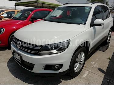 Foto venta Auto usado Volkswagen Tiguan Native Navegacion (2015) color Blanco Candy precio $249,000