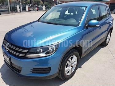 Foto venta Auto usado Volkswagen Tiguan Native  (2017) color Azul precio $285,000