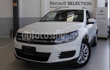 Foto venta Auto usado Volkswagen Tiguan Native (2013) color Blanco precio $190,000