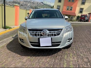 Foto venta Auto usado Volkswagen Tiguan Native (2010) color Plata precio $139,000