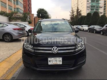 Volkswagen Tiguan Native  usado (2014) color Negro precio $212,000