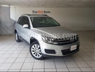 Foto venta Auto usado Volkswagen Tiguan Native  (2013) color Plata precio $209,900