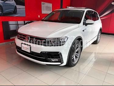 Foto venta Auto usado Volkswagen Tiguan R Line (2019) color Blanco precio $490,000