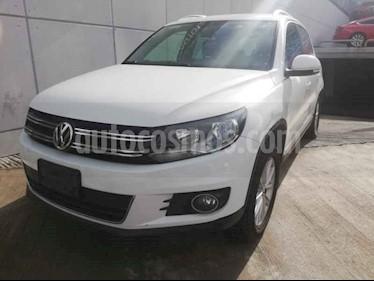foto Volkswagen Tiguan R Line usado (2016) color Blanco precio $359,000