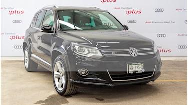 Foto venta Auto usado Volkswagen Tiguan R Line (2014) color Negro Profundo precio $240,000