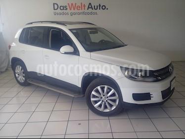 Foto venta Auto usado Volkswagen Tiguan Sport & Style 1.4 (2016) color Blanco Candy precio $299,900