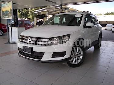 Foto Volkswagen Tiguan Sport & Style 1.4 usado (2015) color Blanco precio $235,000