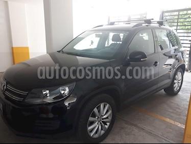 Volkswagen Tiguan Sport & Style 1.4 usado (2014) color Negro Profundo precio $210,000