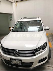 Volkswagen Tiguan Sport & Style 1.4 usado (2013) color Blanco Candy precio $235,000