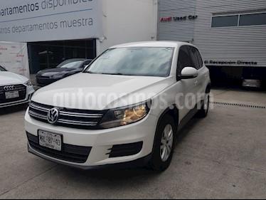 Foto venta Auto usado Volkswagen Tiguan Sport & Style 1.4 (2014) color Blanco Candy precio $189,000
