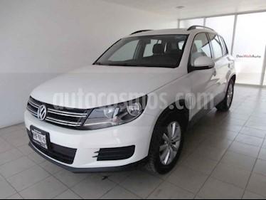 Foto venta Auto usado Volkswagen Tiguan Sport & Style 1.4 (2014) color Blanco precio $215,000