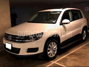 Volkswagen Tiguan Sport & Style 1.4 usado (2014) color Blanco Candy precio $239,000