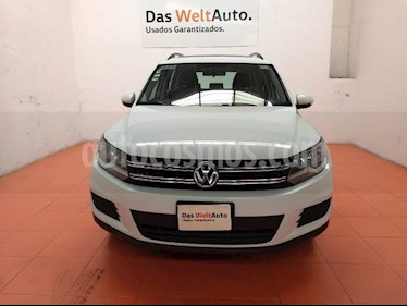 Foto venta Auto Seminuevo Volkswagen Tiguan Sport & Style 1.4 (2014) color Blanco Candy precio $215,000