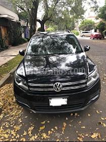 Volkswagen Tiguan Sport & Style 1.4 usado (2014) color Negro precio $200,000