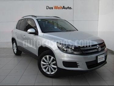 Foto venta Auto Seminuevo Volkswagen Tiguan Sport & Style 1.4 (2016) color Plata Reflex precio $295,000