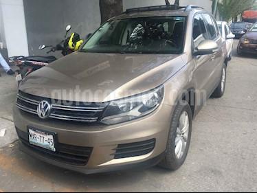 Foto venta Auto usado Volkswagen Tiguan Sport & Style 1.4 (2016) color Beige precio $262,300