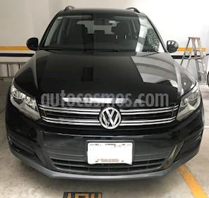 Volkswagen Tiguan Sport & Style 1.4 usado (2014) color Negro Profundo precio $194,900