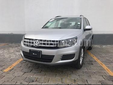 Foto venta Auto usado Volkswagen Tiguan Sport & Style 1.4 (2015) color Plata Reflex precio $235,000