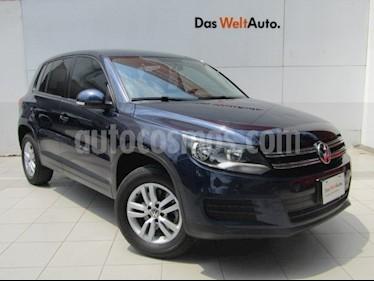 Foto venta Auto usado Volkswagen Tiguan Sport & Style 1.4 (2017) color Azul Noche precio $279,000