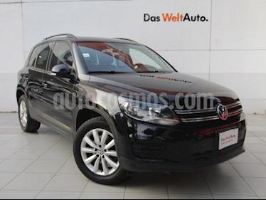 Foto venta Auto usado Volkswagen Tiguan Sport & Style 1.4 (2014) color Negro Profundo precio $219,000
