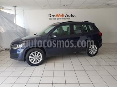 Foto venta Auto usado Volkswagen Tiguan Sport & Style 1.4 (2016) color Azul Noche precio $284,900