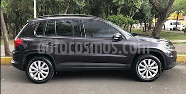 Volkswagen Tiguan Sport & Style 1.4 usado (2016) color Celeste precio $265,000