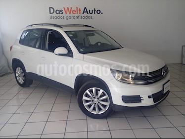 Foto venta Auto Seminuevo Volkswagen Tiguan Sport & Style 2.0 (2014) color Blanco Candy precio $249,900