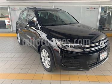 Foto venta Auto usado Volkswagen Tiguan Sport & Style 2.0 (2015) color Negro Profundo precio $244,900