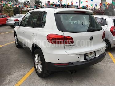 Volkswagen Tiguan Sport & Style 2.0 usado (2015) color Blanco Candy precio $245,000