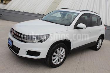 Foto venta Auto usado Volkswagen Tiguan Sport & Style 2.0 (2016) color Blanco precio $245,000