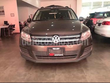 Foto venta Auto usado Volkswagen Tiguan Sport & Style 2.0 (2014) color Cafe precio $214,000