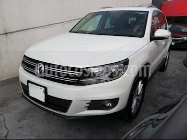 Foto venta Auto Seminuevo Volkswagen Tiguan Sport & Style 2.0 (2016) color Blanco Candy precio $335,000