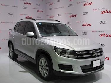 Foto venta Auto usado Volkswagen Tiguan Sport & Style 2.0 (2014) color Plata precio $240,000