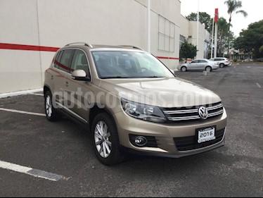 Foto venta Auto usado Volkswagen Tiguan TIGUAN 2.0 TFSI PIEL TRACK & FUN AT 5P (2016) precio $325,000