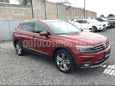 Foto venta Auto usado Volkswagen Tiguan TIGUAN HIGHLINE DSG (2018) color Rojo precio $486,000