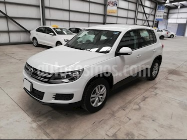 Foto venta Auto usado Volkswagen Tiguan Tiguan (2017) color Blanco precio $239,900