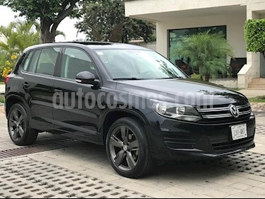 Foto venta Auto usado Volkswagen Tiguan Tiguan (2017) color Negro Profundo precio $259,000
