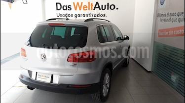 Foto venta Auto usado Volkswagen Tiguan Tiguan (2017) color Plata Reflex precio $355,000