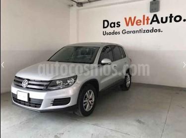 Foto venta Auto usado Volkswagen Tiguan Tiguan (2017) color Plata precio $295,990