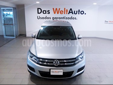 Foto venta Auto usado Volkswagen Tiguan Tiptronic (2017) color Plata Reflex precio $290,000