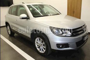 Volkswagen Tiguan Track & Fun 4Motion Navegacion Piel usado (2013) color Plata precio $257,000