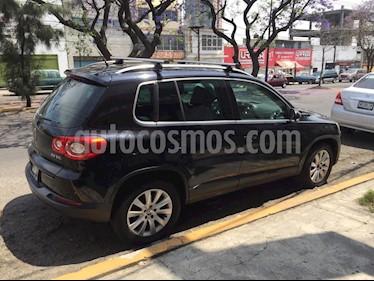 Volkswagen Tiguan Track & Fun 4Motion Navegacion Piel usado (2011) color Negro Profundo precio $165,900